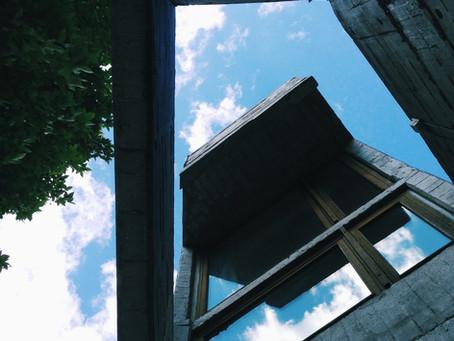 都心中的極小住宅「塔之家」