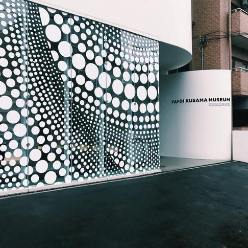 草間彌生美術館 Yayoi Kusama Museum