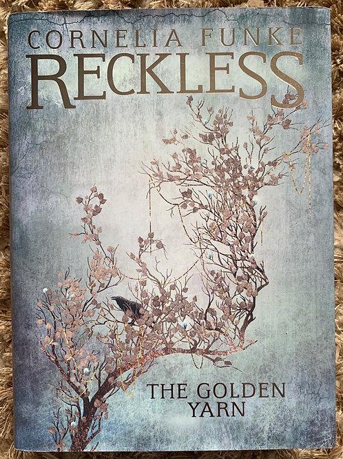 Reckless The Golden Yarn (Cornelia Funke)