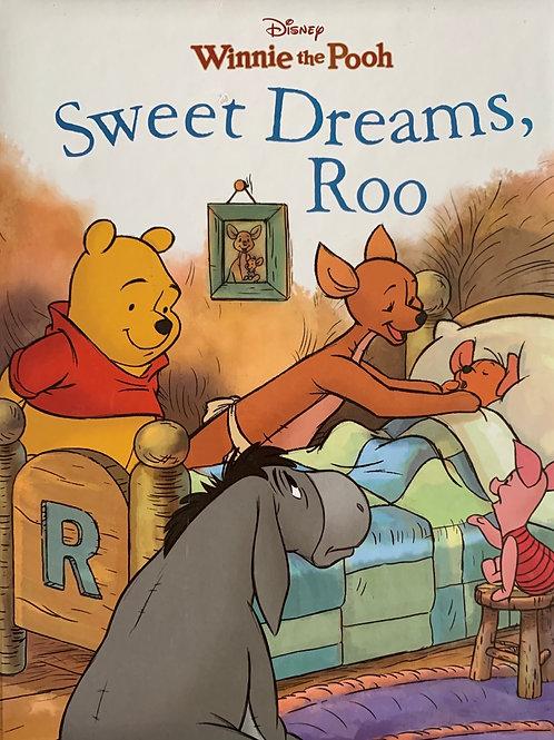 Disney's Winnie the Pooh Sweet Dreams Roo Hardback
