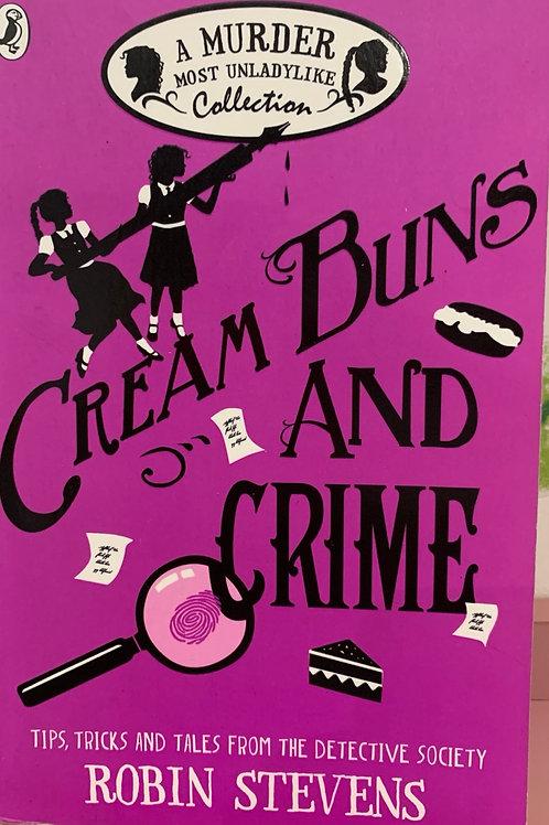 Cream Buns and Crime ( Robin Stevens)