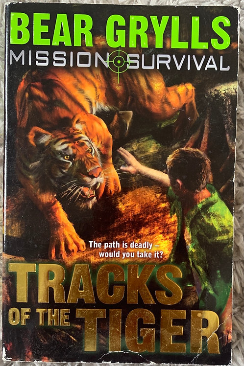 Bear Grylls Mission Survival Tracks of the Tiger