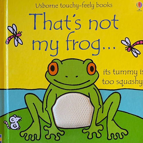 That's not my Frog....