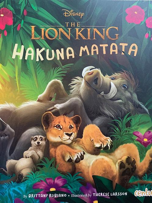 Disney The Lion Kimg Hakuna Matata