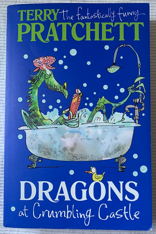 Dragons at Crumbling Castle: And Other Stories ( Terry Pratchett)
