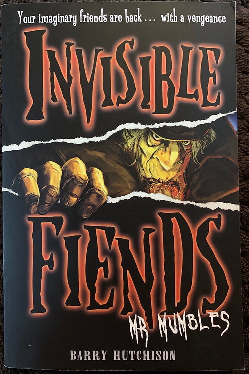 Invisible Friends Mr Mumbles