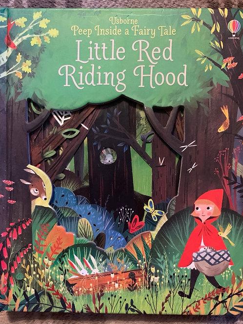 Usborne Little Red Riding Hood ( Peep inside a Fairy Tale )
