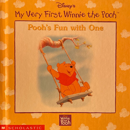 My Very First Winnie the Pooh Pooh's Fun with One