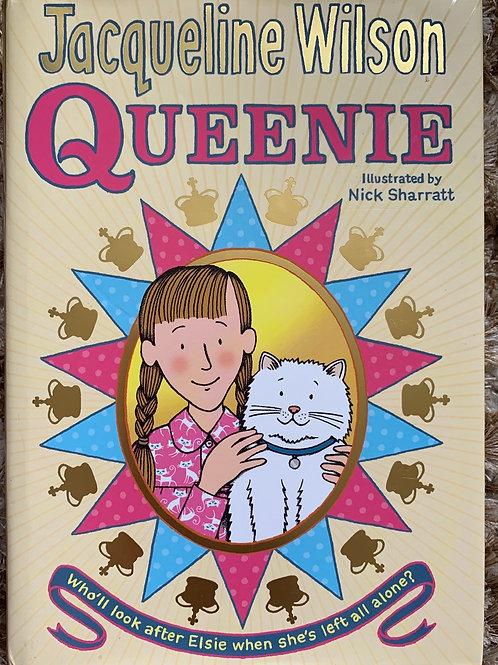 Queenie Hardback - Jacqueline Wilson