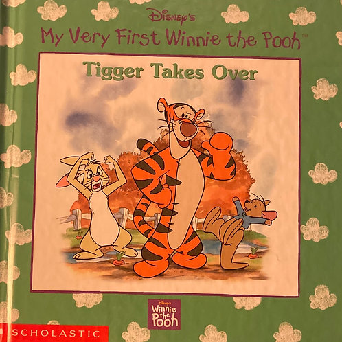 The very First Winnie the Pooh Tigger Takes Over