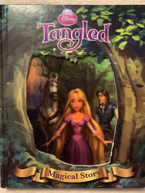 Disney Tangled Magical Story