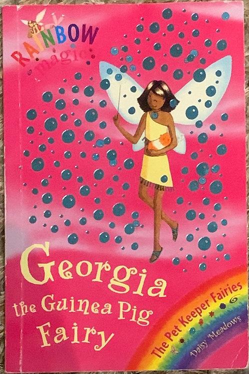 Rainbow Magic Georgia the Guinea Pig Fairy