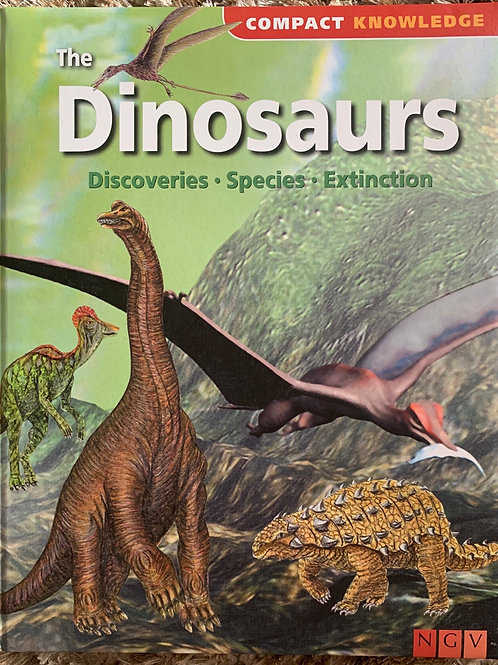 The Dinosaurs Dicoveries-Species-Extinction