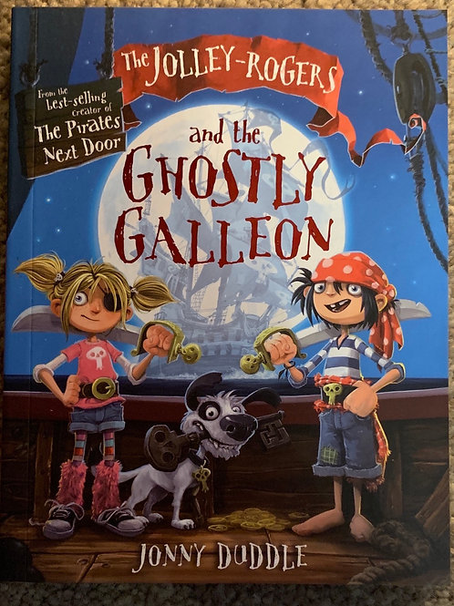 The Jolley - Rogers and the Ghostly Galleon