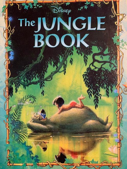 Disney The Jungle Book Hardback