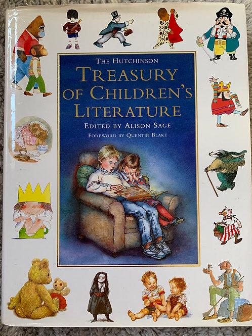 The Hutchinson Treasury of Childrens Literature