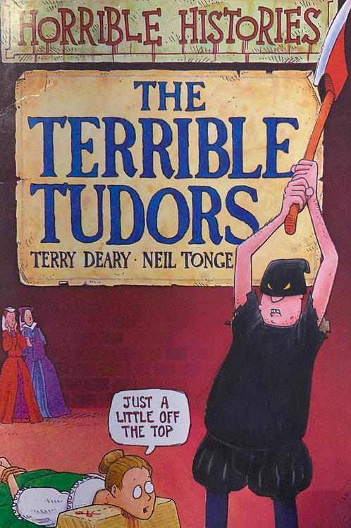 Horrible Histories The Terrible Tudors