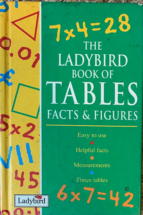 The Ladybird Book of Tables Facts and Figures