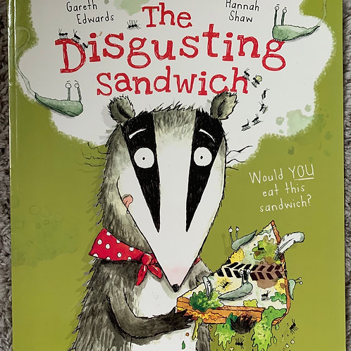 The Disgusting Sandwich