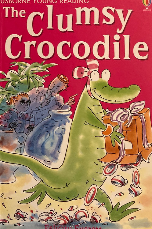 The Clumsy Crocodile Usborne Young Reading