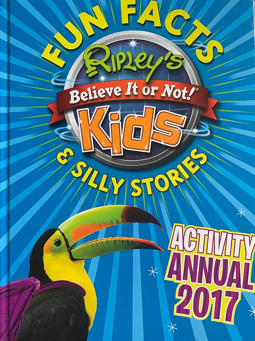 Ripley's Believe it or Not Kids and Silly Stories 2017