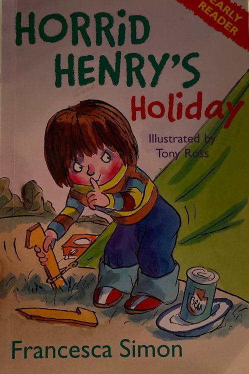 Horrid Henry's Holiday - Early Reader