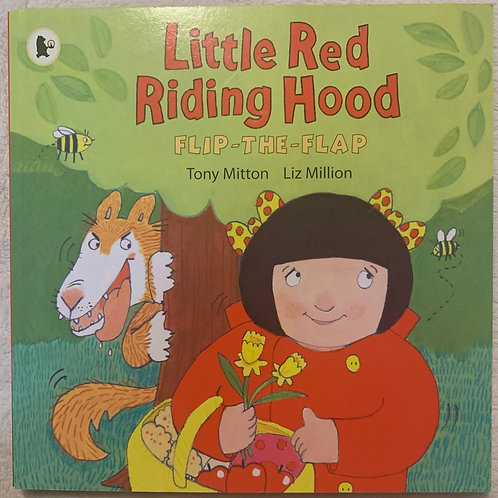 Little Red Riding Hood Flip-The-Flap