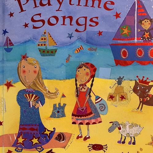 Playtime songs Boardbook