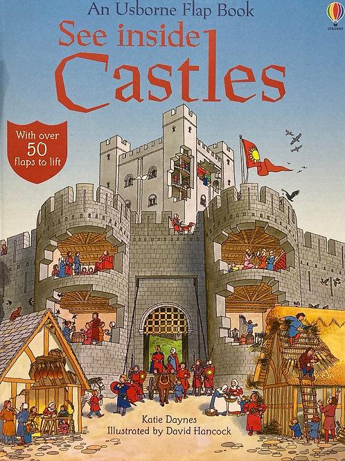An Usborne Flap Book See Inside Castles