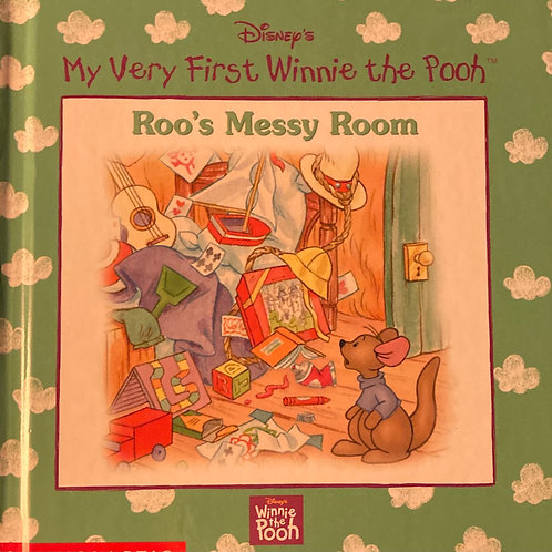 My Very First Winnie the Pooh Roo's Messy Room