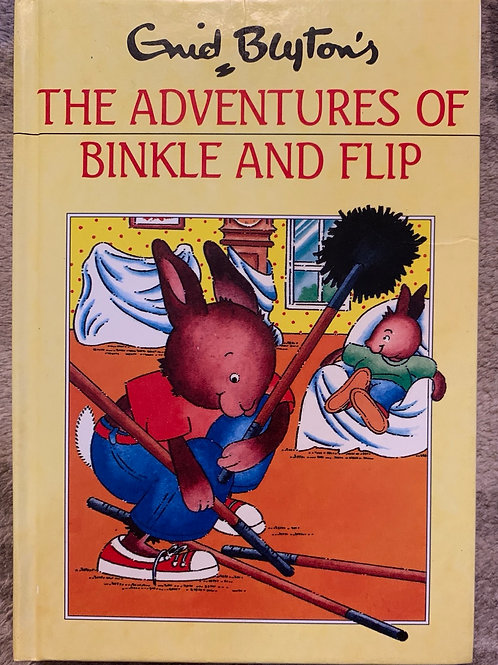 Enid Blyton's The Adventure of Brinkle and Flip