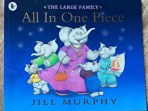 All in one piece ( Jill Murphy )
