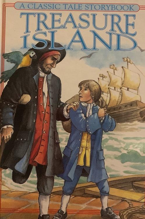 Treasure Island A Classic Tale Storybook