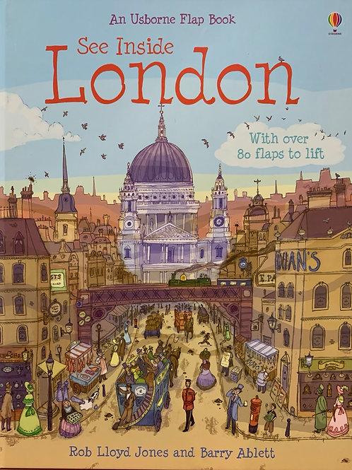 An Usborne Flap Book See Inside London