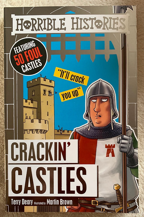 Horrible Histories Cracking Castles