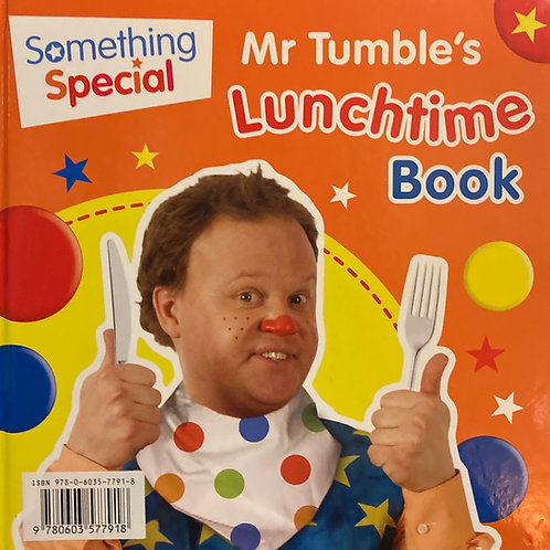 Mr Tumbles Lunchtime Book