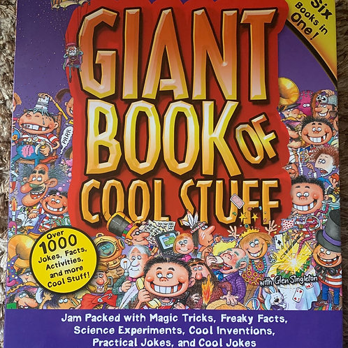 The Giant Book of Cool Stuff
