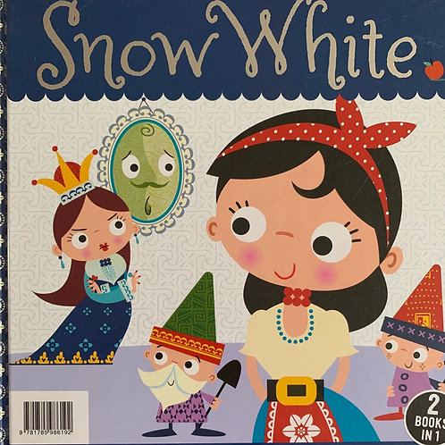 Snow White and Hansel and Gretel 2 Books in One