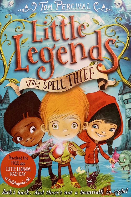 The Spell Thief (Little Legends) Tom Percival