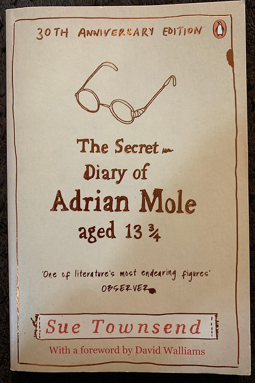 The Secret Diary of Adrian Mole Age 13 3/4