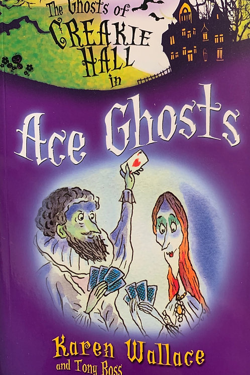 The Ghosts of Creakie Hall in Ace Ghosts