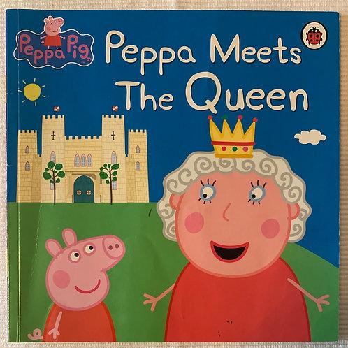 Peppa Pig Peppa Meets the Queen