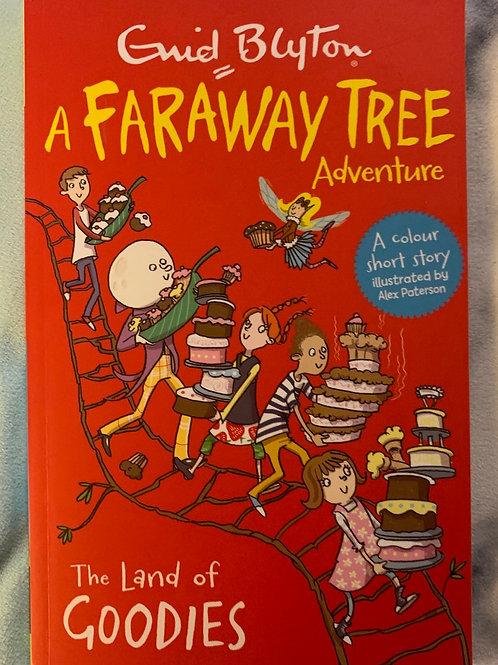 Enid Blyton A Faraway Tree Adventure The Land of Goodies