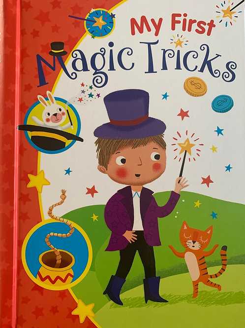 My First Magic Tricks Hardback