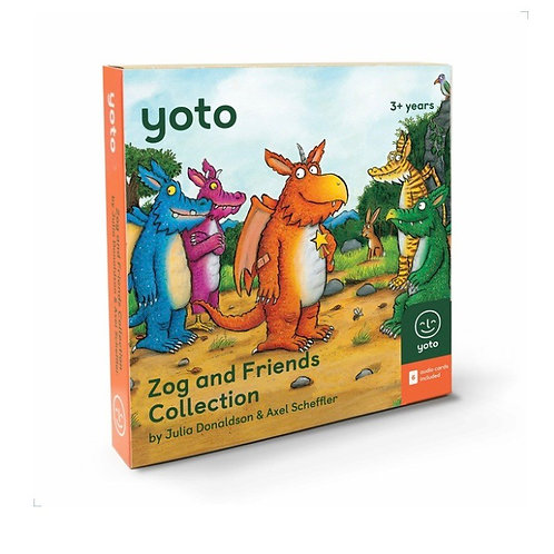 Zog and Friends Collection by Julia Donaldson