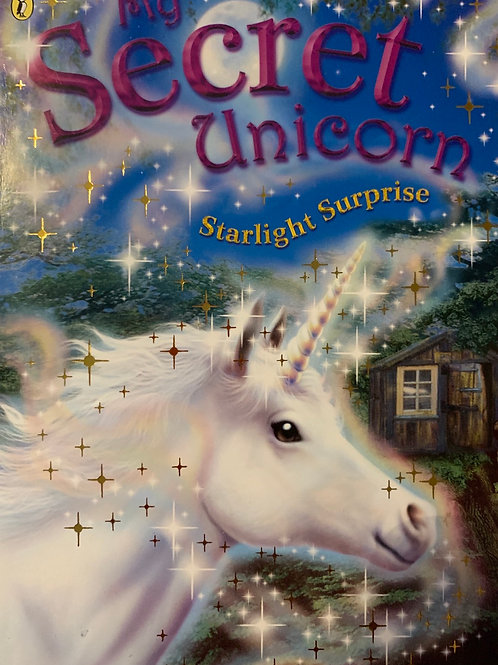 My Secret Unicorn Stralight Surprise