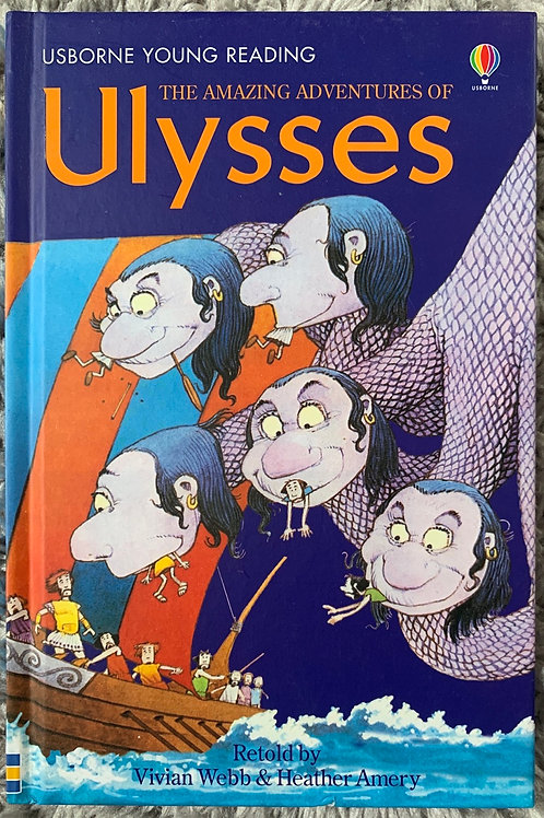 Usborne Young Reader The Amazing Adventures of Ulysses