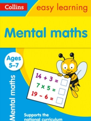 Mental Maths Ages 5-7 : Ideal for Home Learning