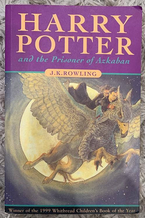 Harry Potter and the Prisoner of Azkaban (J.K.Rowling)