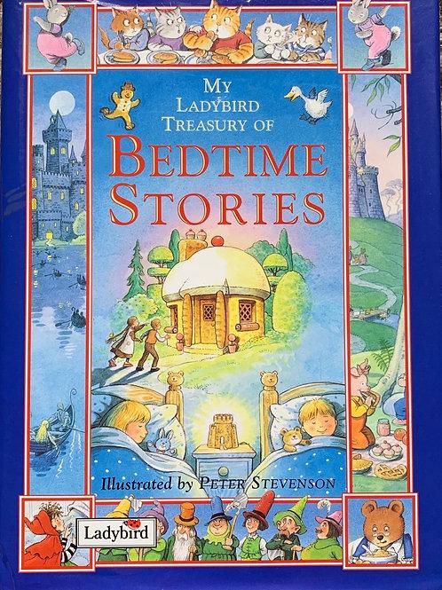 My LadyBird Treasury of Bedtime Stories Hardback